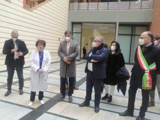 Inaugurato ad Asti un acceleratore lineare di ultima generazione