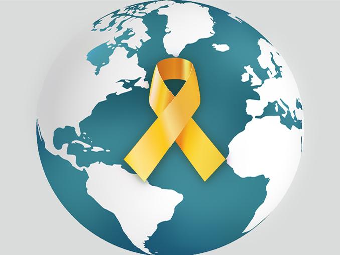 International Childhood Cancer Day 15 febbraio