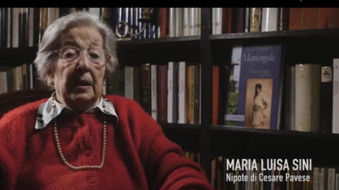 Cesare Pavese, l'uomo: i ricordi della nipote Maria Luisa Sini (VIDEO)