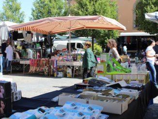 Alba: il mercato del sabato torna in centro storico