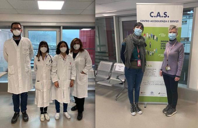 Anche l'Oncologia di Verduno ha partecipato alla giornata mondiale contro il cancro 1