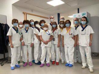 Anche l'Oncologia di Verduno ha partecipato alla giornata mondiale contro il cancro