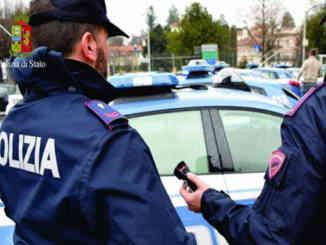 Pregiudicato astigiano arrestato mentre passeggiava in città