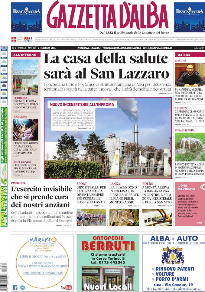 Prima_pagina_Gazzetta_Alba_05_21