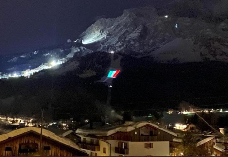 Proietta di Avigliana illumina Cortina – 5