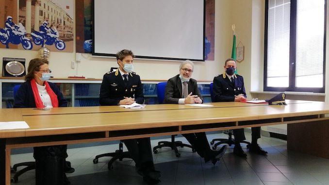 Posti avanzati di Polizia e furti in calo: i temi della conferenza del Questore di Cuneo
