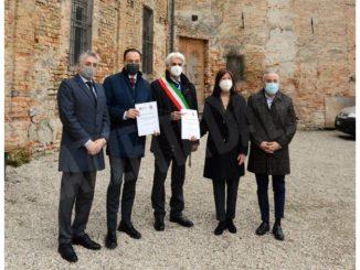 Un altro passo avanti verso il completo recupero del castello di Roddi 1