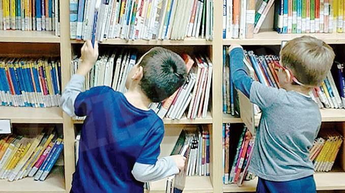 I servizi innovativi e i volontari hanno fatto crescere la biblioteca comunale di Sommariva Perno