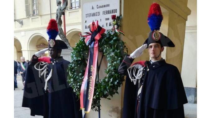 Lunedì 8 San Damiano ricorda l'eroico carabiniere Fernando Stefanizzi