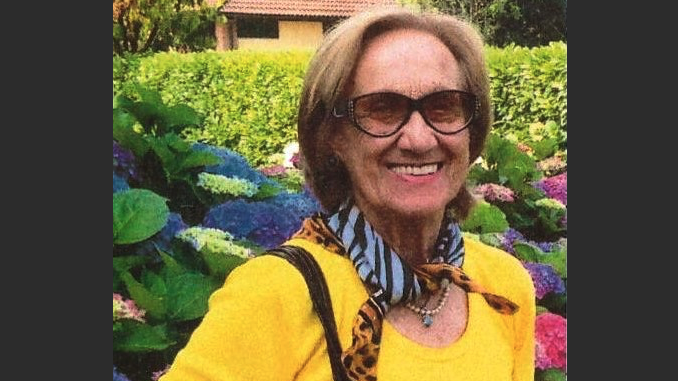 Sommariva Perno piange la morte di Teresa Colli Sacchi