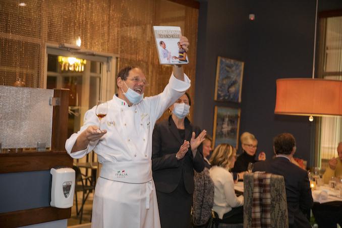 Terminata la trasferta americana dello chef Carlo Zarri di Cortemilia 1