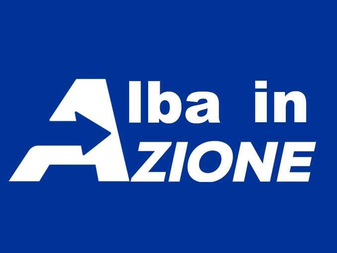 alba in azione logo