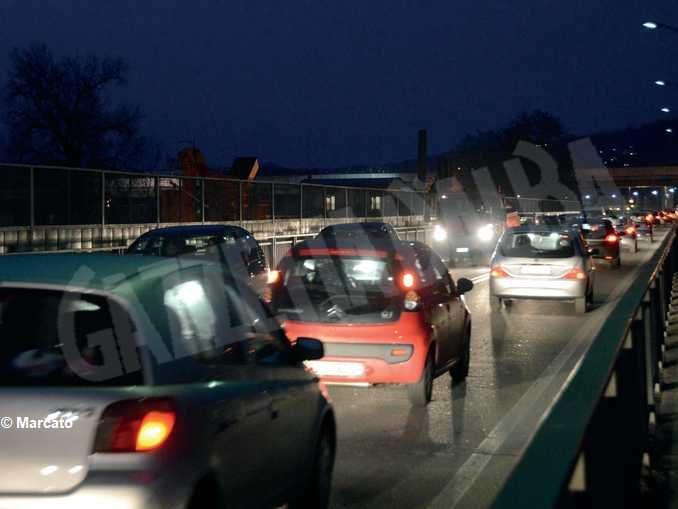 90mila veicoli in transito ogni giorno ad Alba
