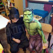 Il Carnevale all'asilo Montecatini di Bra 1