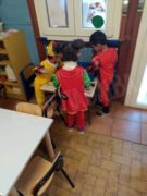 Il Carnevale all'asilo Montecatini di Bra 3