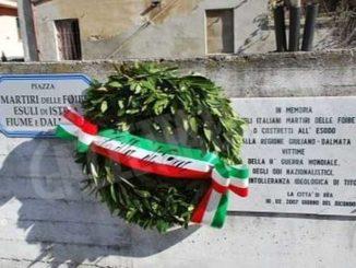 10 febbraio, Giorno del ricordo: Bra commemora i martiri delle foibe