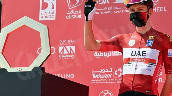 Al Giro degli Emirati Arabi Sobrero recupera una posizione in classifica