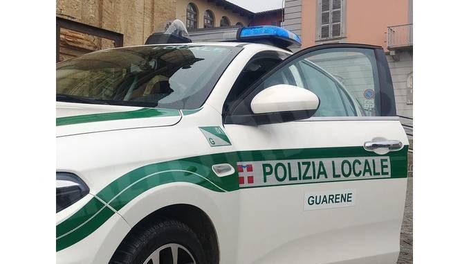La Polizia locale di Guarene ha fatto il punto sull'attività svolta nel 2020