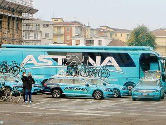 Giro d'Italia: a Canale il villaggio sarà allestito in piazza Martiri
