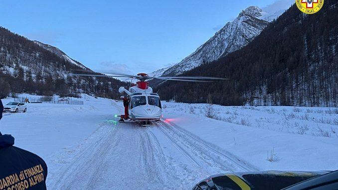 +++Aggiornamento+++ Trovati morti i due scialpinisti dispersi nella zona dell'alta Val di Susa da questo pomeriggio