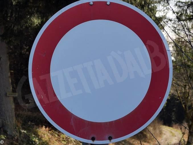 San Damiano: martedì 2 sarà chiuso al traffico un tratto di corso Roma