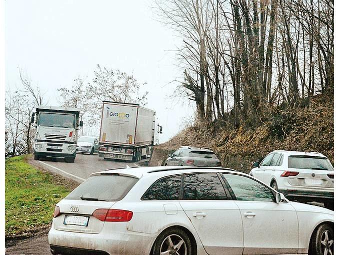 Novello: località Fornaci protesta contro la velocità troppo alta!