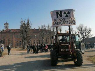 Contro il deposito di scorie radioattive a Carmagnola già raccolte 11mila firme