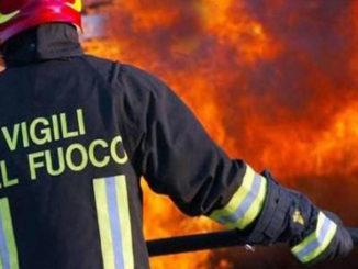 Incendio a Murazzano, brucia casa isolata