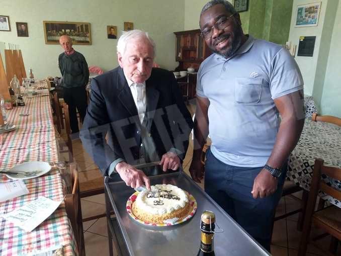 Salesiani in festa: oggi don Livio Greppi compie 95 anni! 1