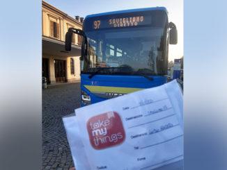 """La mobilità delle merci diventa più """"green"""" con BusMyThings, progetto sostenuto da Confartigianato Imprese Cuneo"""