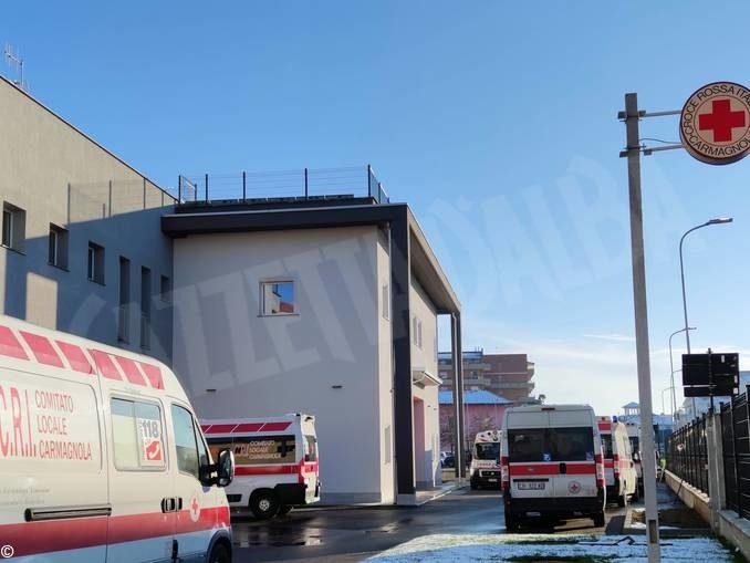 Al via a Carmagnola il nuovo corso per i volontari della Croce rossa