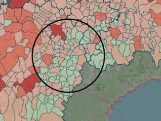 Covid-19: tornano a crescere i positivi a Cortemilia e in alcuni paesi dell'Alta Langa