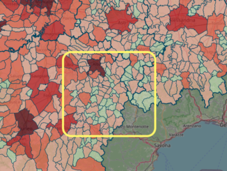 Coronavirus: la situazione a Cortemilia e nei paesi dell'Alta Langa