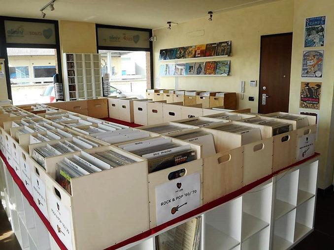 La cultura al tempo del Covid: è crisi per i negozi di dischi 3