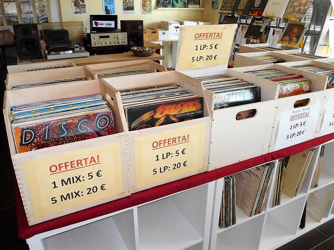 La cultura al tempo del Covid: è crisi per i negozi di dischi 5