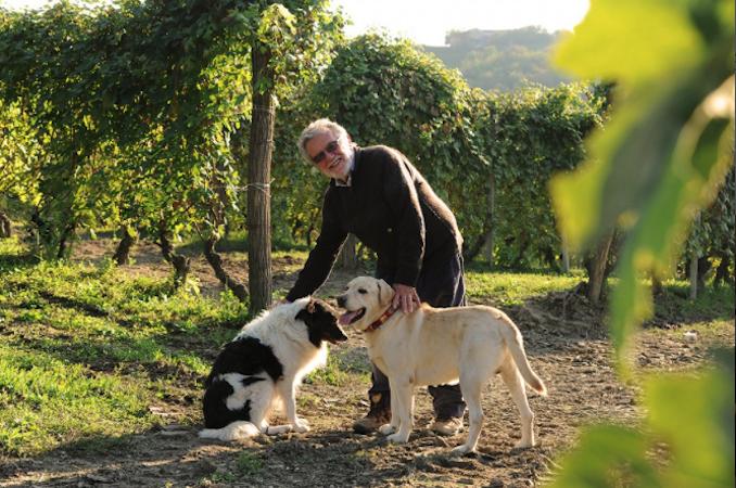 Neive piange il produttore vitivinicolo Dante Rivetti