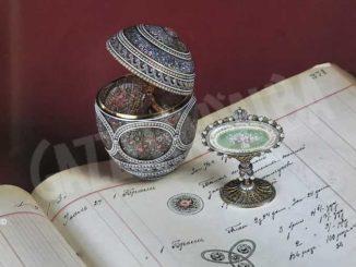 Su Zoom una lezione del museo della Ceramica sulle uova Fabergé
