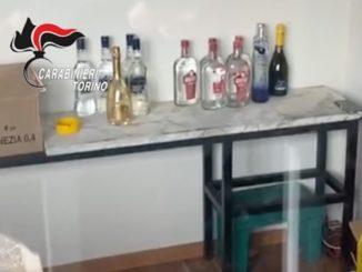 Covid: party abusivo a Torino, 16 sanzionati dai carabinieri