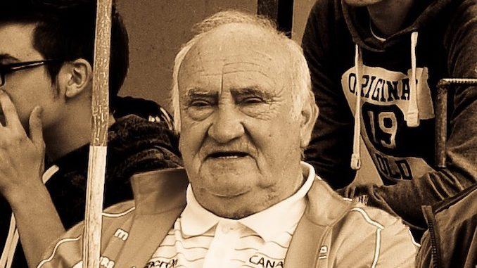 Grande cordoglio per la scomparsa di Giacomo Lino Rovera storico volto della palla pugno 1