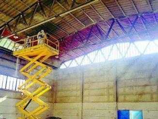 A Gorzegno sarà abbattuto il capannone in disuso da decenni