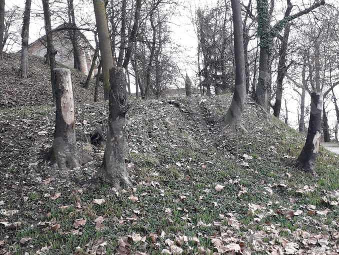 Govone parco castello
