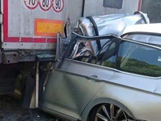Incidente in A10, muore cinquantenne di Ormea