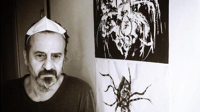 """Pubblicato il nuovo video dell'artista albese Luca Giordana, """"Ragno di Vetro Nero"""""""