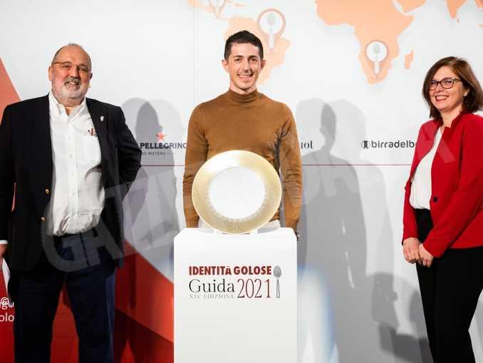 Michelangelo Mammoliti_Premio Identita Golose