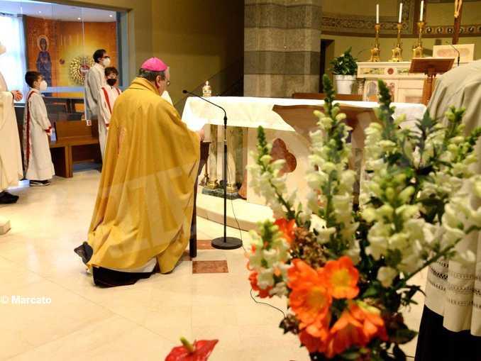 Moretta messa vittime pandemia vescovo4