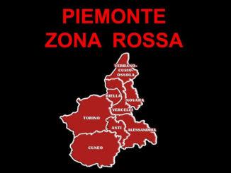 Il Piemonte è rosso, la stretta a partire da domani