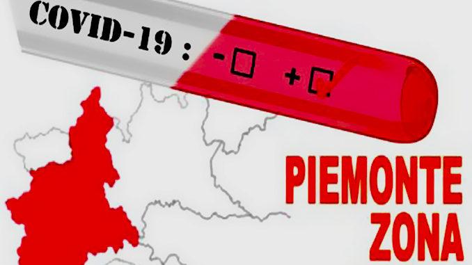 Covid: da domani in Piemonte zona rossa a Boves e Borgo San Dalmazzo