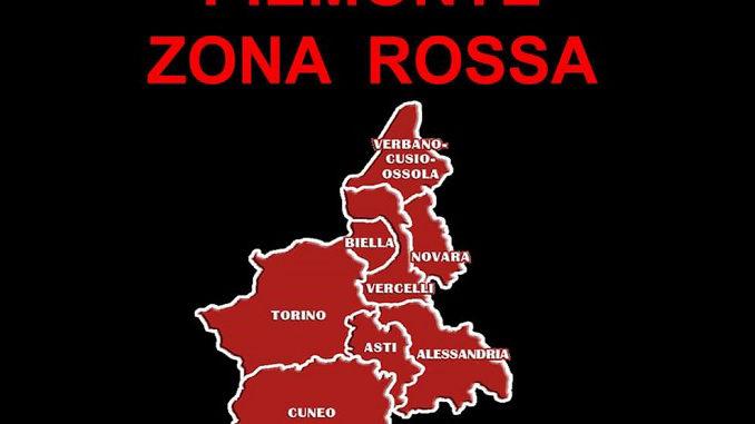 Covid, Piemonte verso zona rossa: oltre soglia occupazione posti letto