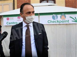 Vaccini: via a privati in Piemonte, 3.500 dosi al giorno
