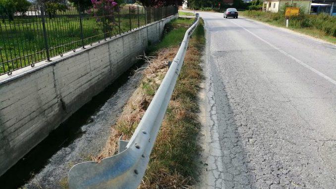 Progetto per intervento di attraversamento stradale del rio Rostagno a Narzole